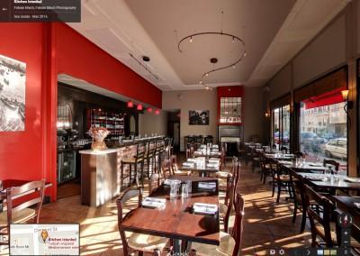 Restaurant 360 virtual tour – Kitchen Istanbul San Francisco