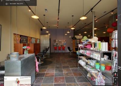 Peace, Love & Grilled Cheeses – a hair salon