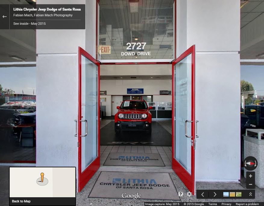 Lithia Chrysler Jeep Dodge >> Lithia Chrysler Jeep Dodge Of Santa Rosa Fabian Mach
