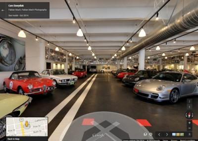 Cars Dawydiak – Google Maps Business View