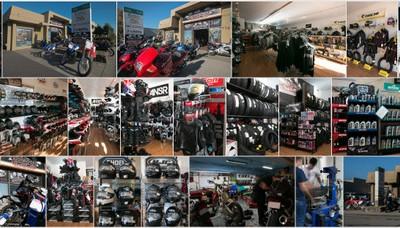 Motopia Marin – Retail Photography