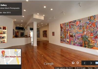 Art Gallery 360 Tour – Jules Maeght Gallery San Francisco