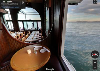 Trident Restaurant – Sausalito