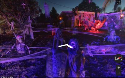 360 Tour of Bob's Amazing Halloween Set