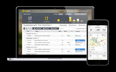 MilesIQ – The app to track your Mileage