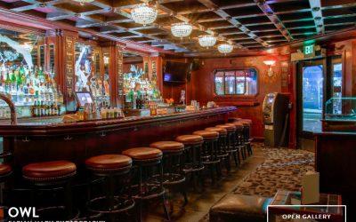 Owl Tree Bar San Francisco Photography